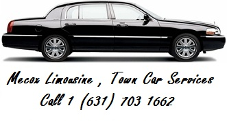 Mecox Limousine, and Town car JFK, LGA, ISP, EWR Airports