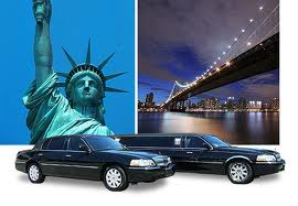 New York city limousine, town car airport service