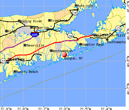 quogue map