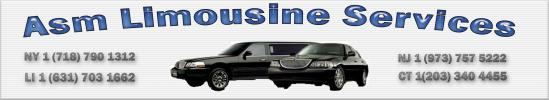 Asm Limousine and Town car service jfk, lga, isp, ewr airport
