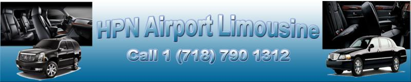 Hpn airport Limousine, SUV, Town Car services