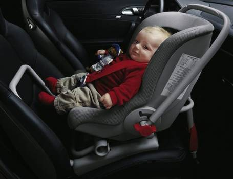 Asm Limousine baby seat, infants seat