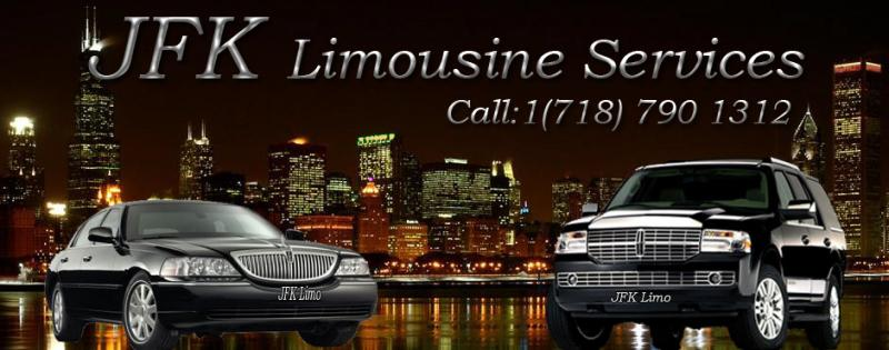 JFK airport Limousine & Car service in Manhattan, NY, NYC