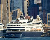 Manhattan cruise terminal ground transportation services