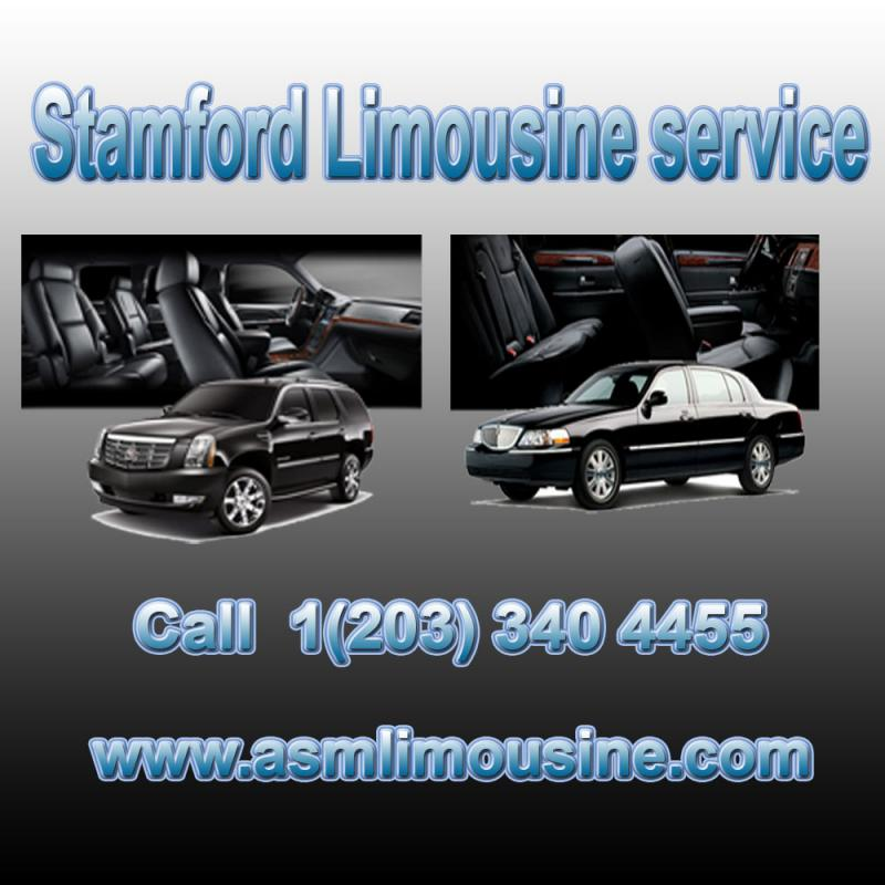 stamford airport limousine, town car, suv services