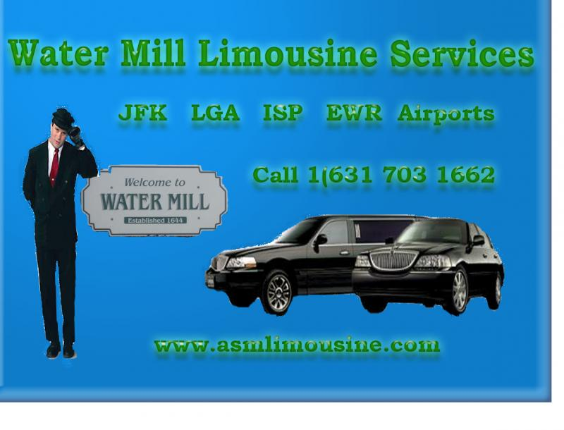 Water Mill Limousine